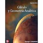 Cálculo y Geometría Analítica
