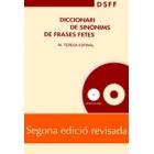 Diccionari de sinònims de frases fetes (conté CD-ROM)