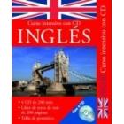 Curso intensivo con CD Inglés. Libro + Guía Gramática + 4 CD-s