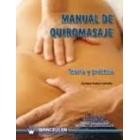Manual de quiromasaje : Teoría y práctica