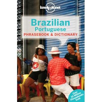 Brazilian Portuguese Phrasebook & Dictionary (Lonely Planet)