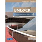 Unlock Listening & Speaking Skills. Level B2. Student's Book with Online Workbook