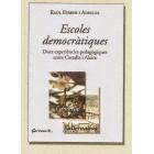 Escoles democràtiques : dues experiències pedagògiques entre Castalla i Alzira