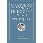 The Cambridge history of philosophy in late Antiquity (2 vols. set)