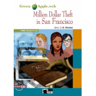 Green Apple - Million Dollar Theft in San Francisco - Level 2 - A2 - B1