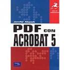 PDF con Acrobat 5. Guía de aprendizaje