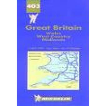 Gran Bretaña. Suroeste y Midlands