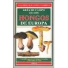Guía de campo de los hongos de Europa
