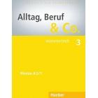 Alltag, Beruf & Co. 3, Wörterlernheft