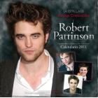 Robert Pattinson calendario 2010
