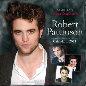 Robert Pattinson calendario 2010