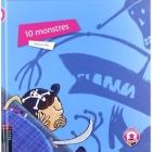 10 monstres (capsa de contes)