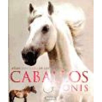 Atlas ilustrado de los caballos