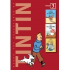 The Adventures of Tintin 3 in one. Volumen 3: The crab with the Golden Claws / The Shooting Star / The Secret of the Unicorn