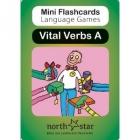 Vital Verbs Pack A (Mini Flashcards Language Games)