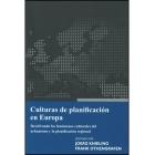Culturas de planificación europea