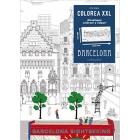 Colorea XXL. Barcelona