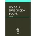 Ley de la jurisdicción social 9ª ed. 2018