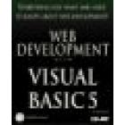 Web development with Visual Basic 5