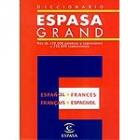 Diccionario Espasa Grand Español-Francés/Francés-Español