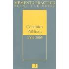 Memento Práctico Contratos Públicos (2004-2005)