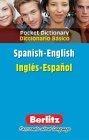 Berlitz Pocket Dictionary Spanish-english//Diccionariob básico inglés-español