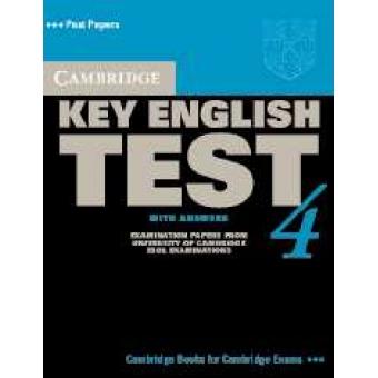 Cambridge Key English Test 4 with answers