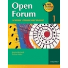 Open Forum 1 Student's book (Academic Listening and Speaking)b(American English)