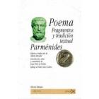 Poema (Fragmentos y tradición textual)