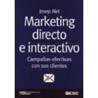 Marketing directo e interactivo.Campañas efectivas con sus clientes