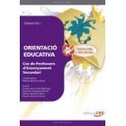 Cos de professors d´ensenyament secundari. Orientació educativa. Temari Vol i