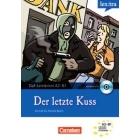 Der letzte Kuss + CD (Lextra DAF Lernkrimi A2/B1)