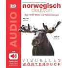 Visuelles Wörterbuch Norwegisch Deutsch: Mit Audio-App - jedes Wort gesprochen