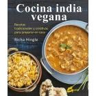 Cocina india vegana. Recetas tradicionales y creativas para preparar en casa