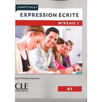 Expression Ecrite 1 niveau A1 (Compétences)