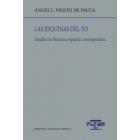 Las esquinas del yo: estudios de literatura española contemporánea