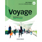 Voyage A1 Workbook with Key and DVD Pack