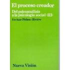 El proceso creador. Del psicoanálisis a la psicología social (III)