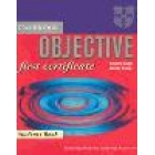 Objective First Certificate. Student's book.