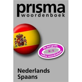 Prisma woordenboek. Nederlands-Spaans