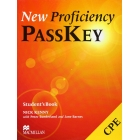 New proficiency Passkey.Student's book