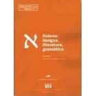 Hebreo: Llengua, Literatura, Gramática