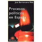 Procesos políticos en España
