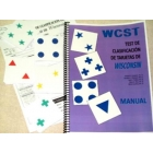 WCST : Test  de clasificación de tarjetas de Wisconsin