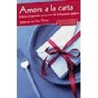 Amors a la carta. Menú d'epístoles amoroses de la literatura catalana