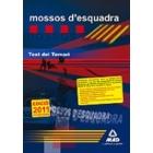 Mossos D´Esquadra. Test del Temari (Edició 2011)