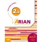 Arian A2.2 - Ikaslearen Liburua (con CD) / Erantzunak  Transkripzioak