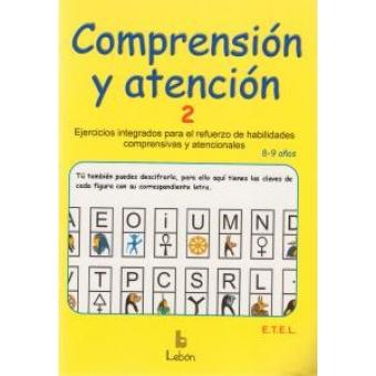 Comprensión y atención 2