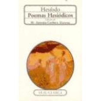 Poemas hesiódicos. (Ed. de Mª A. Corbera Lloveras)