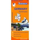 Alemania Noroeste/Germany Northwest (regional-naranja) 541 1/400.000